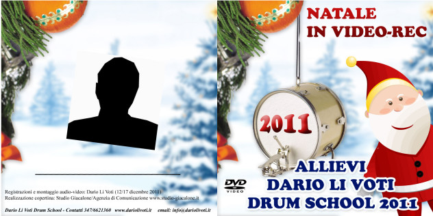 copertina dvd allievi2 2011 anonima
