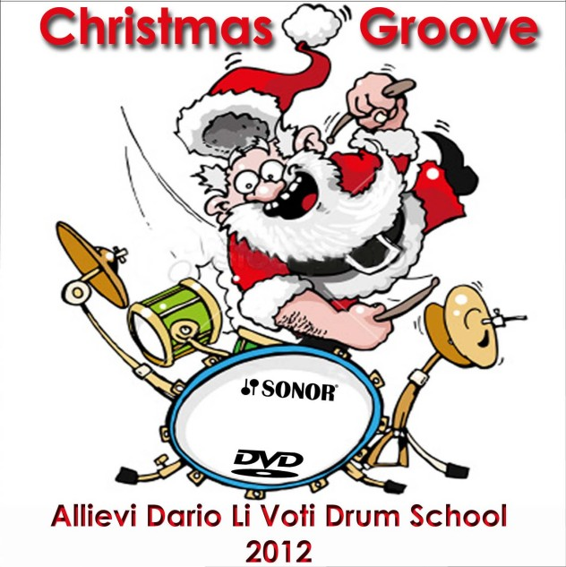 copertina front christmas groove 2012